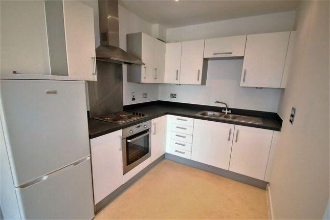 Thumbnail Flat to rent in Peebles Court, 21 Whitestone Way, Croydon, Surrey