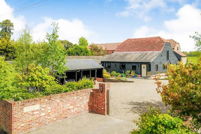 Thumbnail Detached house for sale in Margaretting Road, Writtle, Chelmsford