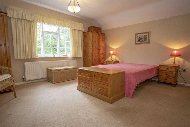 Master Bedroom of Llanfechain SY22