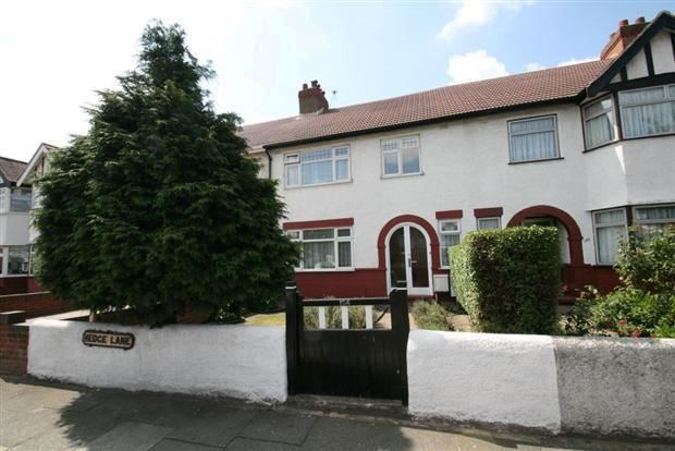 Thumbnail Terraced house for sale in Hedge Lane, London