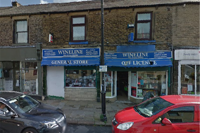 Thumbnail Retail premises for sale in BB18, Earby, Lancashire