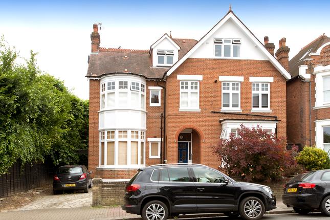 Thumbnail Flat for sale in Holmbush Road, London