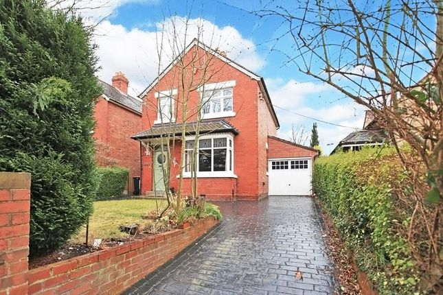 Thumbnail Detached house to rent in Church Road, Wrockwardine Wood, Telford