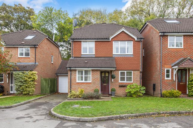 Thumbnail Detached house for sale in Mallow Crescent, Burpham, Guildford