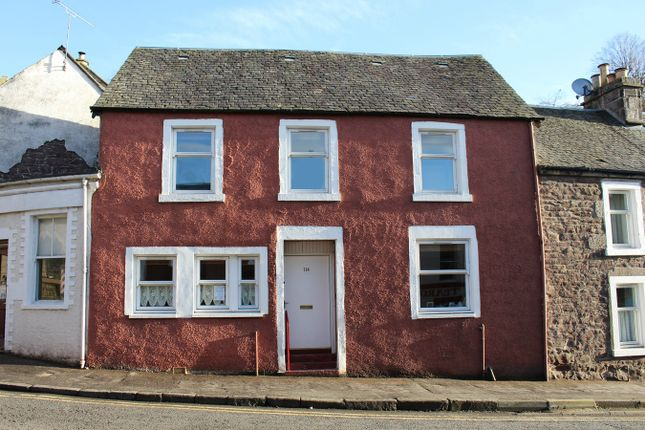 Thumbnail Terraced house for sale in High Street, Dunblane