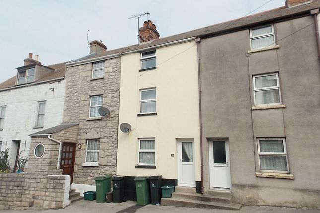 2 bed terraced house to rent in High Street, Fortuneswell, Portland