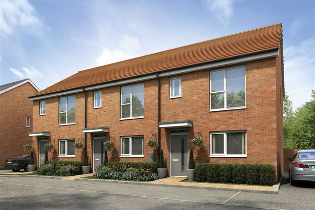 Thumbnail Semi-detached house for sale in Harold Hines Way, Stoke-On-Trent, Staffordshire