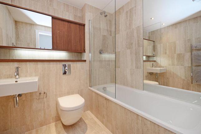 Bathroom of City Lofts, 7 St. Pauls Square, Sheffield S1