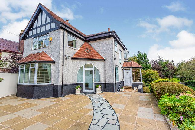 Thumbnail Detached house for sale in Albion Avenue, Blackpool, Lancashire