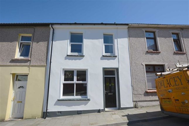 Thumbnail Terraced house for sale in Pleasant View, Aberdare, Rhondda Cynon Taff