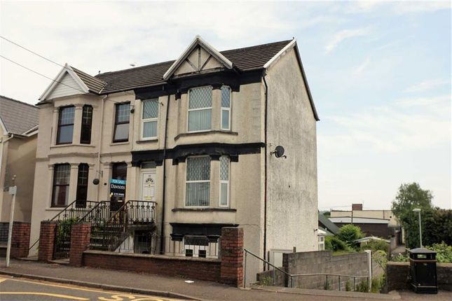 3 bed town house for sale in Pontardulais Road, Swansea