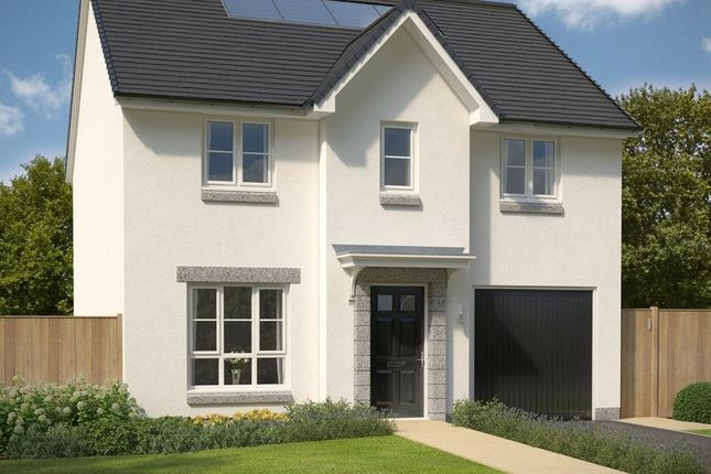 """4 bedroom detached house for sale in """"Fenton"""" at Meikle Earnock Road, Hamilton"""