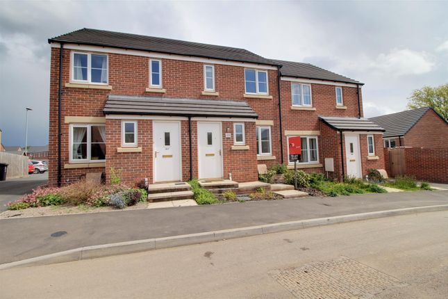 2 bed terraced house to rent in Foley Road, Newent GL18