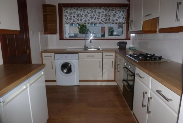 Thumbnail End terrace house to rent in Maree Place, Irvine, Ayrshire KA12,