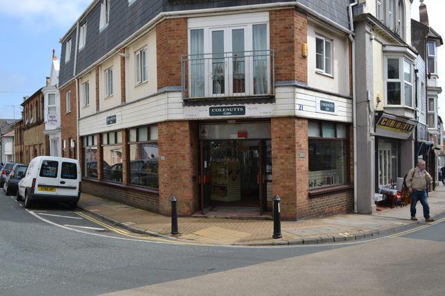 Thumbnail Retail premises for sale in High Street, Sandown