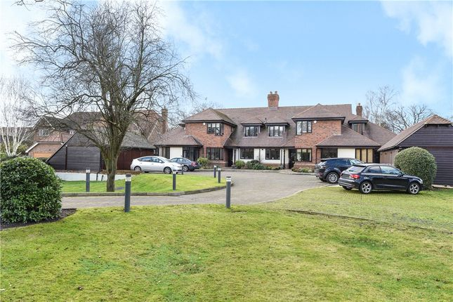 Thumbnail Flat for sale in Thorndown Lane, Windlesham, Surrey