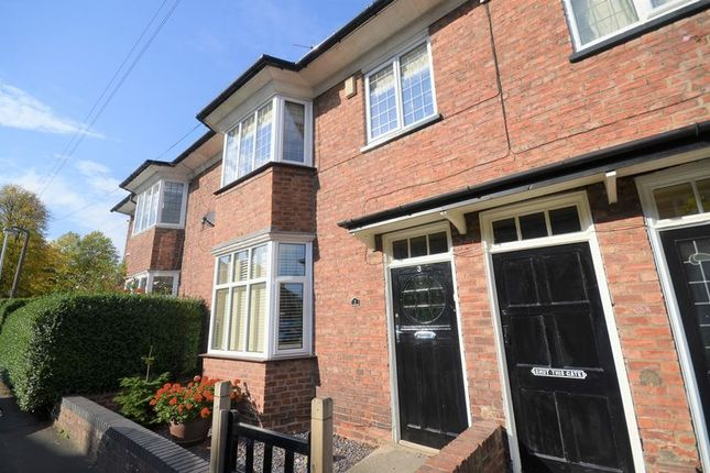 Thumbnail Terraced house for sale in 3 Moorland Road, York