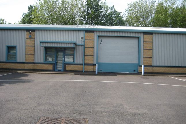 Thumbnail Light industrial to let in Unit 2, Littlers Point, Trafford Park. Manchester. 1Lt.