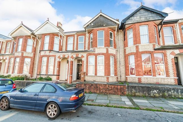 Thumbnail Flat to rent in Ladysmith Road, Plymouth