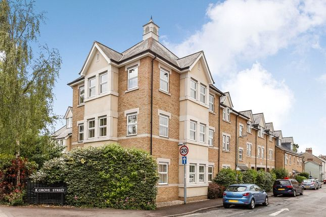 Thumbnail Flat for sale in Grove Street, Oxford