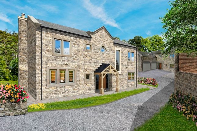 Detached house for sale in Liphill Bank Holmfirth