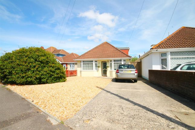 Thumbnail Bungalow for sale in Woodlands Avenue, Hamworthy, Poole
