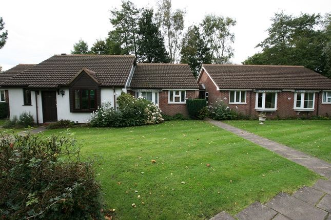 Thumbnail Semi-detached bungalow to rent in Portershill Drive, Shirley, Solihull