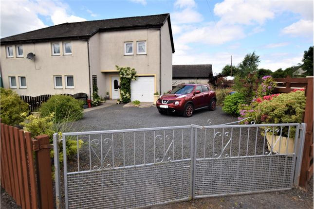 Thumbnail Flat for sale in Balgray Road, Barrmill, Beith