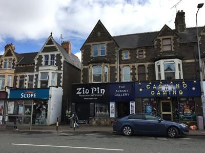 Thumbnail Retail premises to let in 74A Albany Road, Cardiff, South Glamorgan