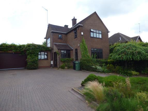 Thumbnail Detached house for sale in John Road, Lapal, Halesowen, West Midlands