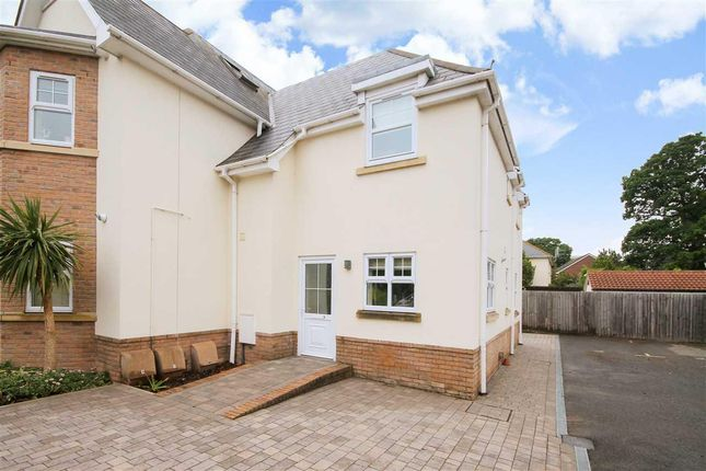 2 bed semi-detached house to rent in Glenair Avenue, Parkstone, Poole BH14
