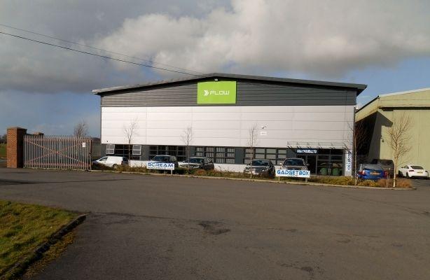 Thumbnail Warehouse to let in Unit 1, Ollerton Business Park, Market Drayton, Shropshire