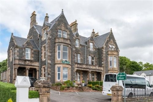 Thumbnail Detached house for sale in Oban, Argyll And Bute