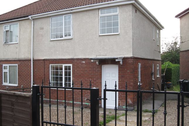 Thumbnail Semi-detached house to rent in Chapel Avenue, Brampton Bierlow, Rotherham