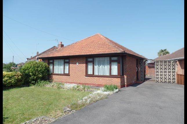 Thumbnail Detached bungalow for sale in Arundel Road, Southampton