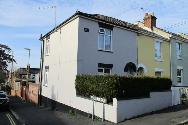 Thumbnail End terrace house for sale in New Road, Netley Abbey, Southampton