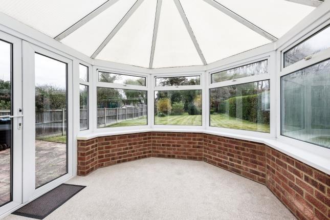 Conservatory of New House Lane, Canterbury, Kent, United Kingdom CT4
