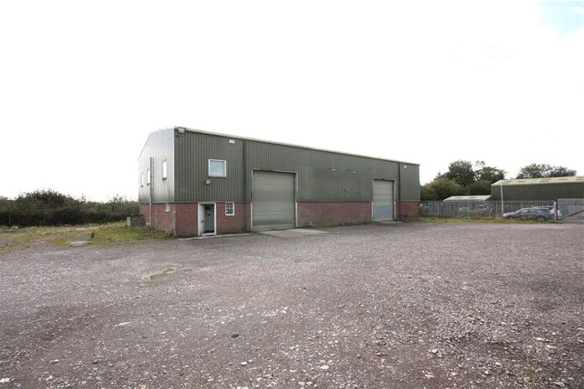 Thumbnail Light industrial to let in Wincombe Business Park, Shaftesbury, Dorset