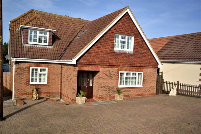 Thumbnail Detached bungalow for sale in Beatrice Mews, Leonard Road, Greatstone, New Romney