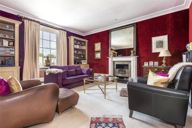 Reception of Warwick Square, Pimlico, London SW1V