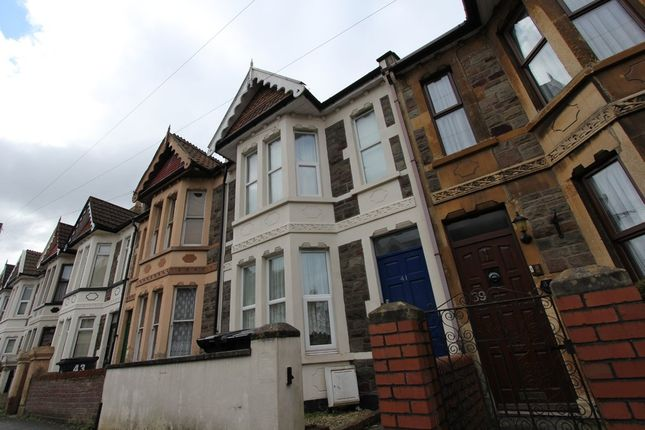 Thumbnail Flat to rent in Harrow Road, Brislington, Bristol