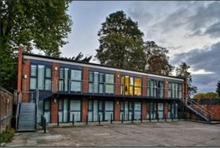Thumbnail Office to let in Unit 6, Hill View Studios, 160 Eltham Hill, Eltham, London