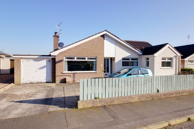 Thumbnail Detached bungalow for sale in Ballyharry Park, Newtownards