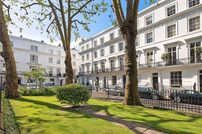 Thumbnail Terraced house for sale in Wellington Square, Chelsea, London