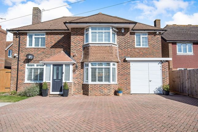 Thumbnail Detached house for sale in Wrestwood Road, Bexhill-On-Sea
