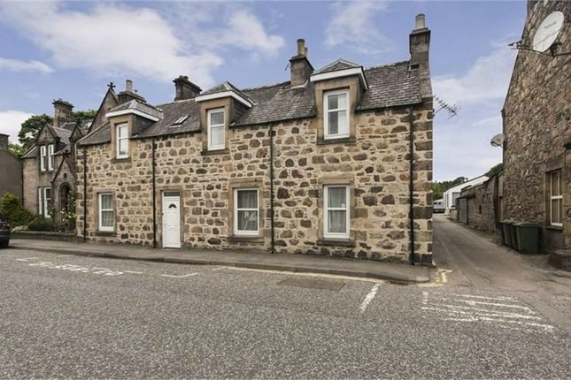 Thumbnail Detached house for sale in High Street, Rothes, Aberlour, Moray