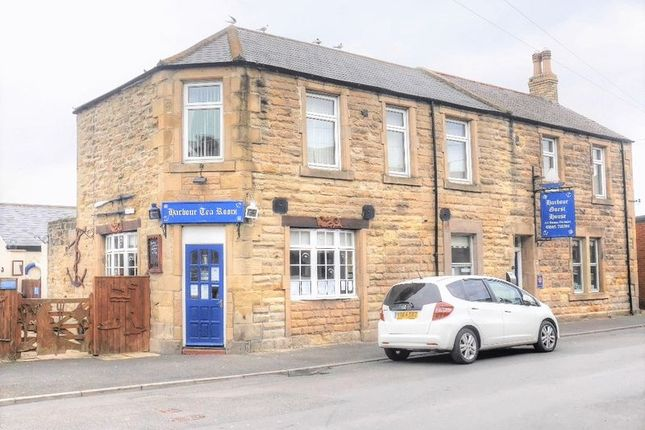 Thumbnail Hotel/guest house for sale in The Harbour Guest House, 24 Leazes Street, Amble