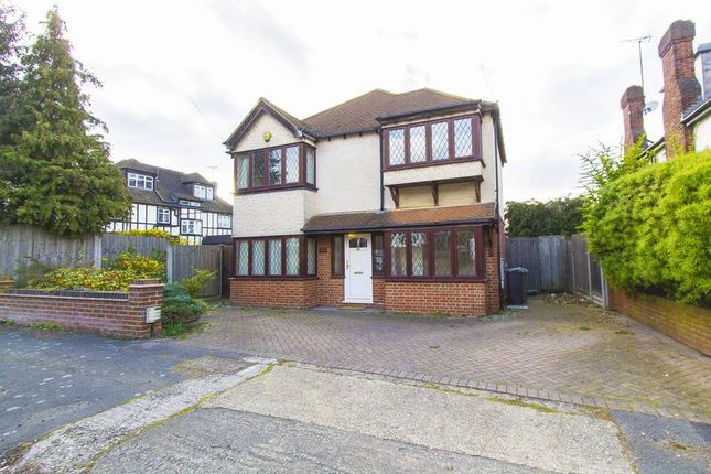 Thumbnail Detached house for sale in Nesta Road, Woodford Green