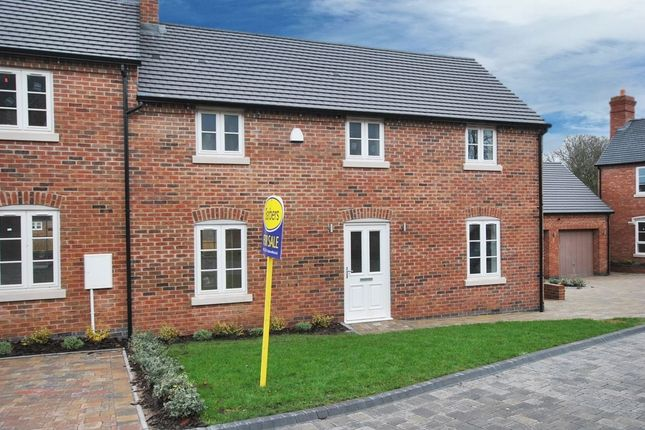 Thumbnail End terrace house for sale in 9 William Ball Drive, Horsehay, Telford, Shropshire