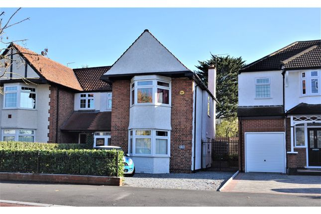 4 bed semi-detached house for sale in Main Road, Romford